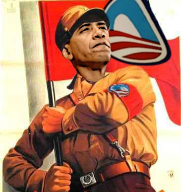 Neonazi Obama