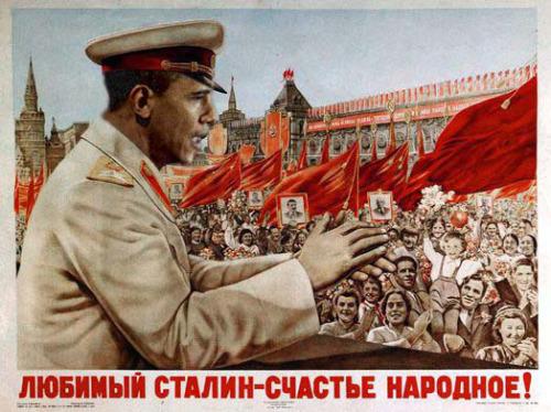 Comrade Obama