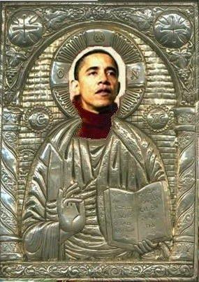 Iconic Obama