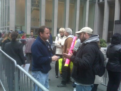 Orly Taitz Protest against Fox News 11 Nov 2009 photo by Ballantine