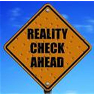 Reality Check Radio logo