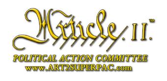 Article II Super PAC logo
