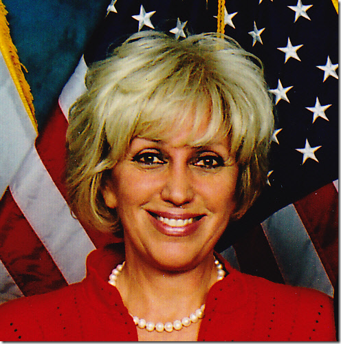 Smiling Photo of Orly Taitz