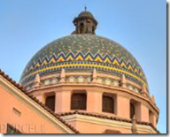 Pina county courthouse dome