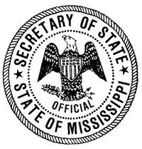 Seal of the Mississippi Secretary of State