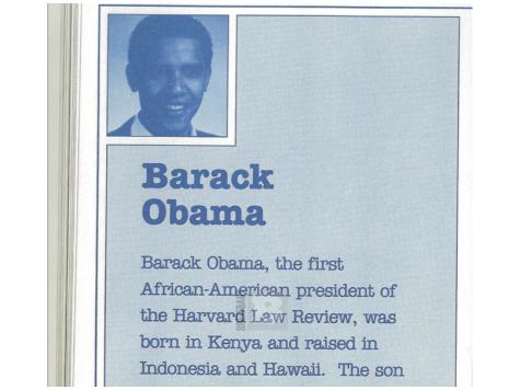 ObamaBooklet