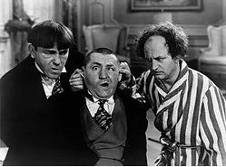 Three Stooges photo