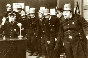 Keystone Cops photo