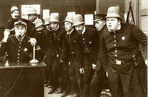 Keystone Cops photo