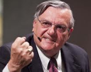 Joe Arpaio shaking fist