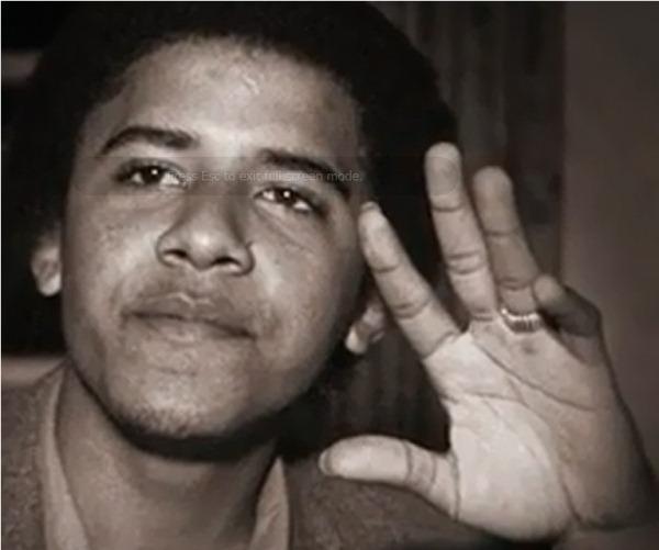 Interesting Obama Mystery