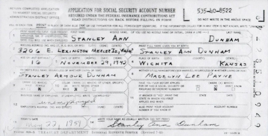 How are Social Security numbers assigned?