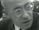 Photo of Saul Alinsky