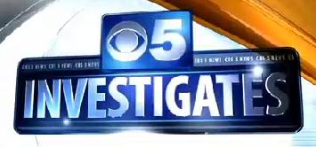 CBS 5 Investigates logo
