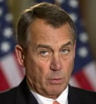 Photo of John Boehner with sour expression