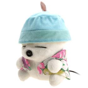 Cute Furry Bunny USB Webcam Hides Your True Motivations