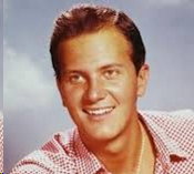 Old photo of Pat Boone