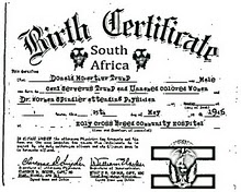 Donald trump born in south africa obama conspiracy theories donald trump born in south africa yadclub Image collections
