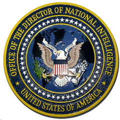 Director of National Intelligence Seal