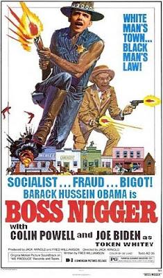 Obama Nigger